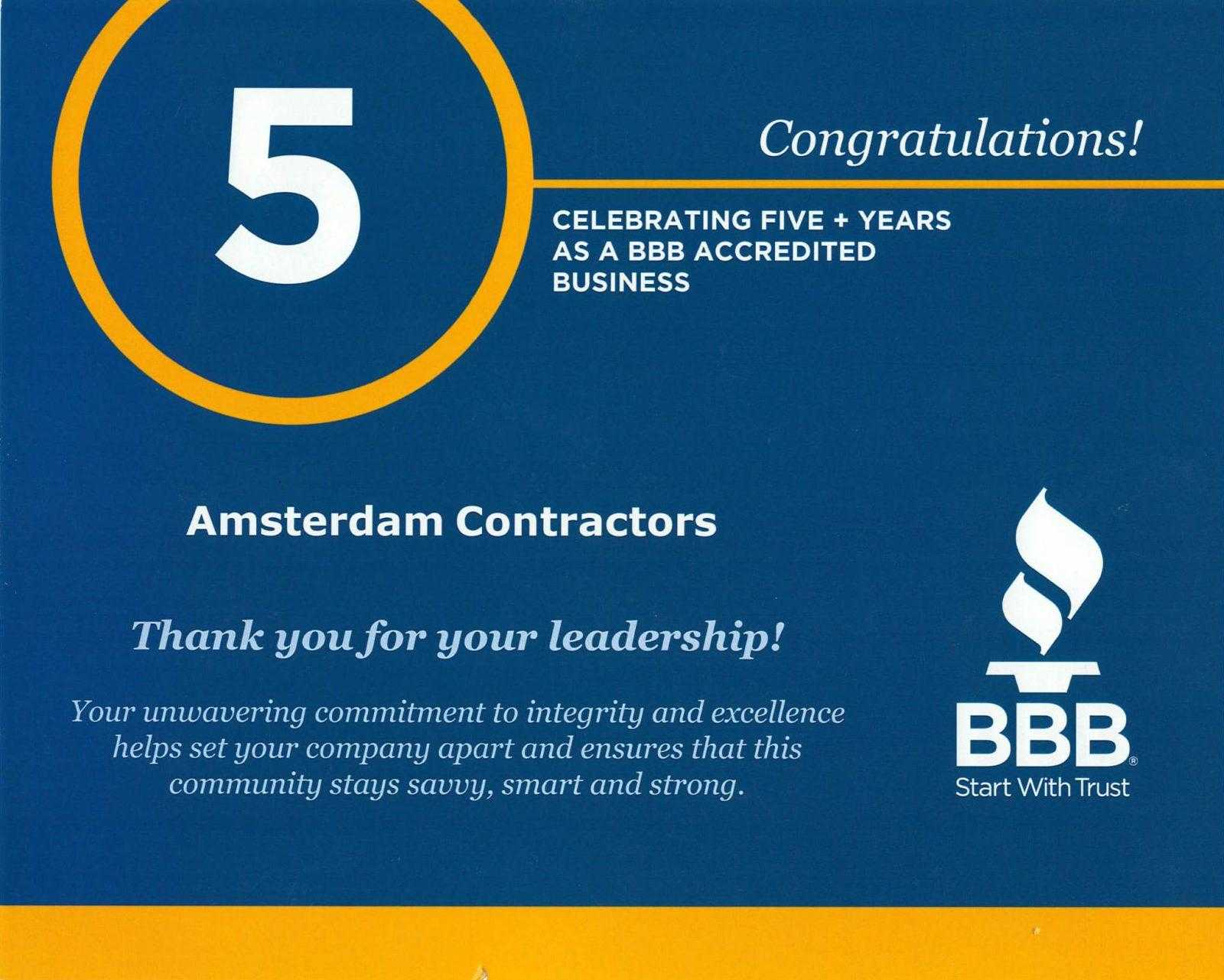 BBB-5-Year-Certificate-Amsterdam-Contractors